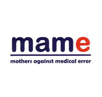 Mother's Against Medical Error logo
