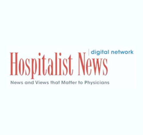 The Hospital News logo